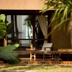 Jeeva Resorts, Ocean Villa, Garden View, Luxury Suite