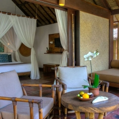 Jeeva Resorts, Lombok, Bali, Indonesia, Ocean Villa, Oceanview