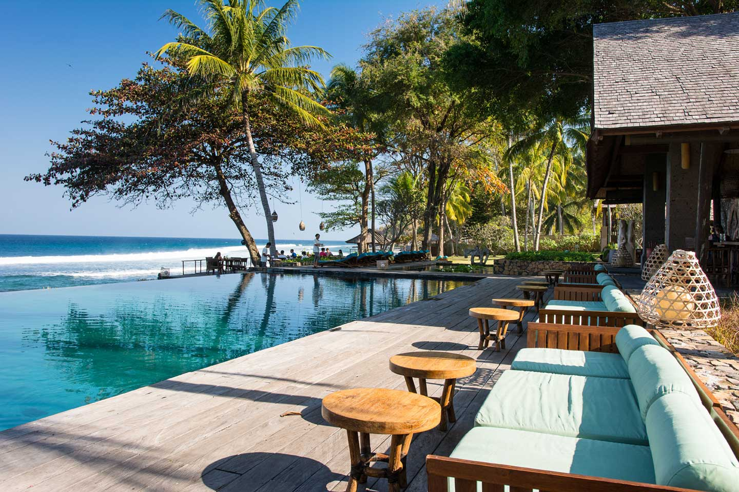 Jeeva Resorts, Lombok, Bali, Indonesia, Luxury, Pool