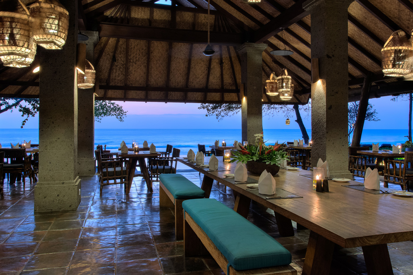 Jeeva Resorts, Dining, Cuisine, Local