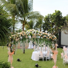 Jeeva Saba, Bali, Indonesia, Wedding, Ceremony, Luxury