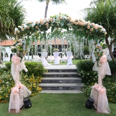 Jeeva Saba, Bali, Indonesia, Luxury, Beachfront, Resort, Wedding, Package