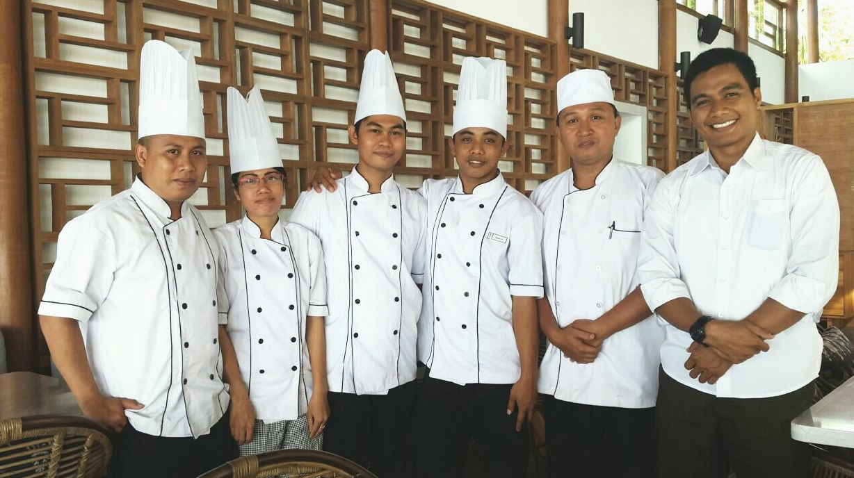 Jeeva Santai, Lombok, Indonesia, Luxury, Dining, Chefs
