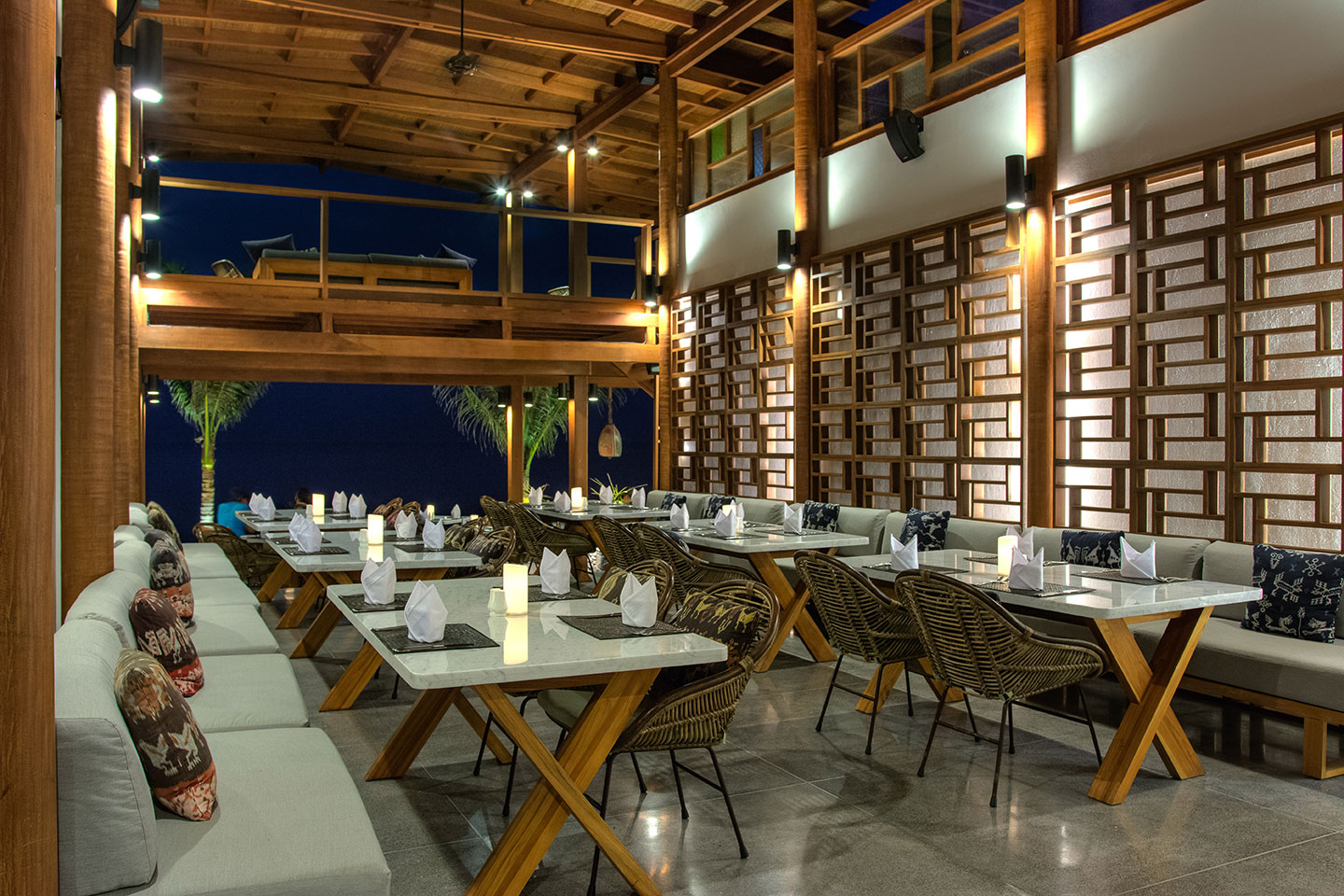 Jeeva Santai, Lombok, Indonesia, Luxury, Dining