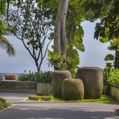 Jeeva Santai Villas - Beachfront luxury boutique resort Lombok, Indonesia