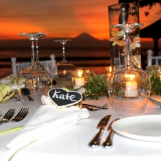 Jeeva Resorts, Lombok, Indonesia, Wedding, Catering, Luxury