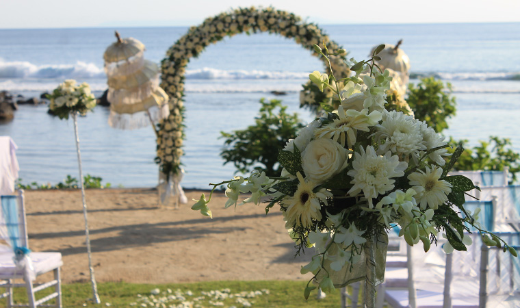 Bali / Lombok Wedding and Honeymoon Package