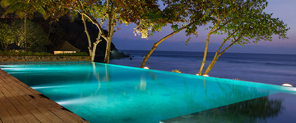 Jeeva Klui, Lombok, Indonesia, Pool, Beachfront, Luxury, Romantic