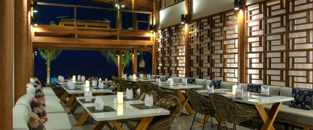 Pearl's, Lombok, Indonesia, Dining, Seafood, Oceanfront