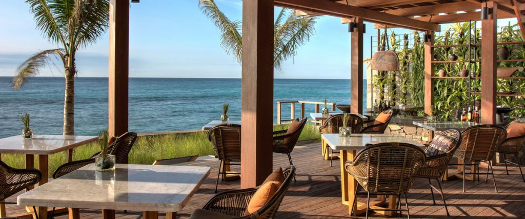 Pearl's, Lombok, Indonesia, Restaurant, Seafood, Beachfront